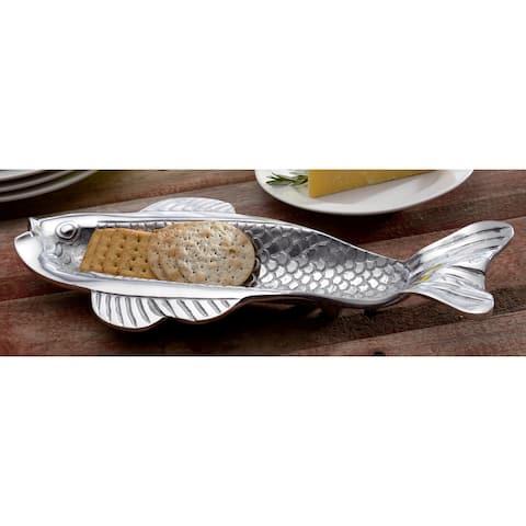 Skinny Fish Olive and Cracker Tray