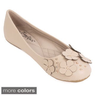 Women's 'Raindrops Fallin' On My' Ballet Flats