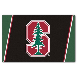 Fanmats NCAA Stanford University Area Rug (4' x 6')