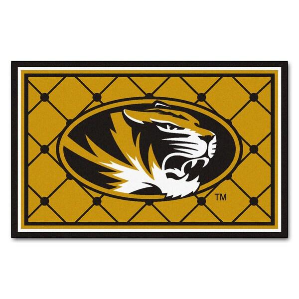 Fanmats University of Missouri Area Rug (4 x 6)