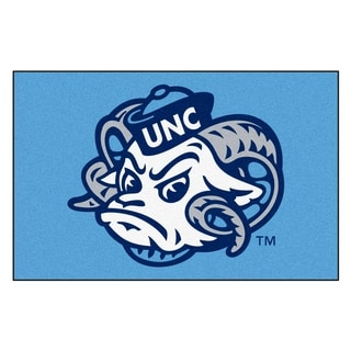 Fanmats NCAA University of North Carolina Area Rug (4' x 6')