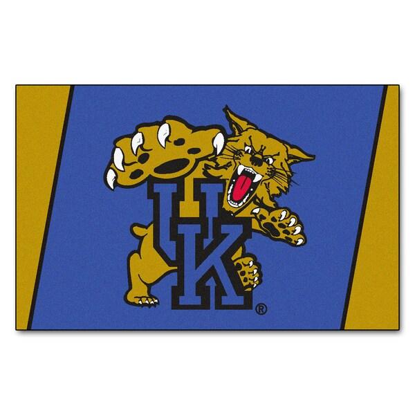 Fanmats NCAA University of Kentucky Area Rug (4' x 6')