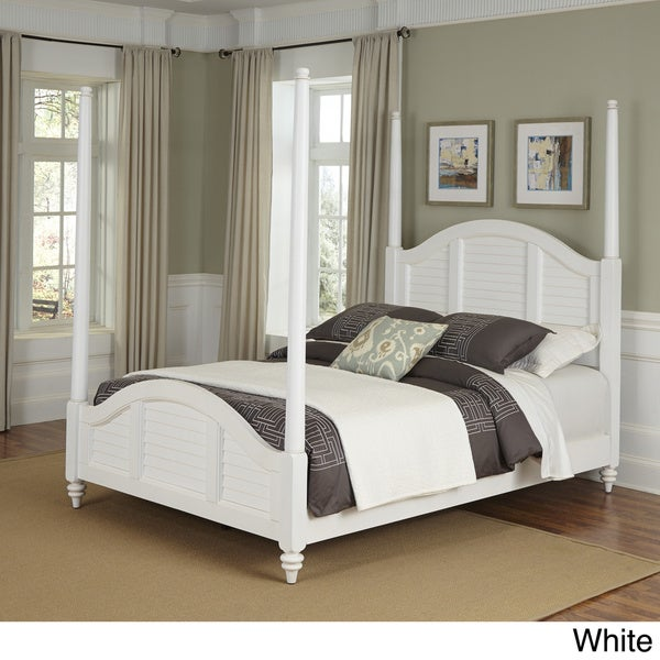 Bermuda Queen Poster Bed by Home Styles