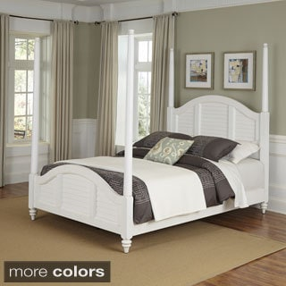 Bermuda Queen Poster Bed by Home Styles - Thumbnail 0