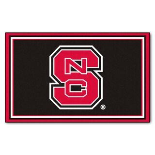 Fanmats NCAA North Carolina State Area Rug (4' x 6')