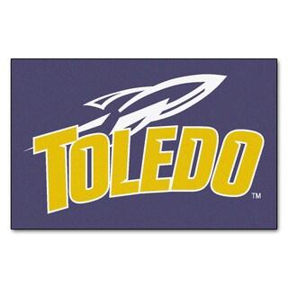 Fanmats University of Toledo Area Rug (4 x 6)