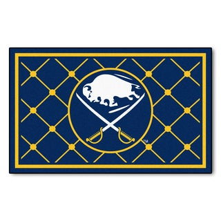 Fanmats NHL Buffalo Sabres Area Rug (4' x 6')