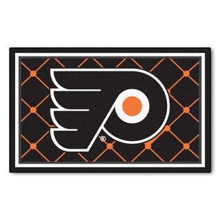 Fanmats Philadelphia Flyers Area Rug (4 x 6)