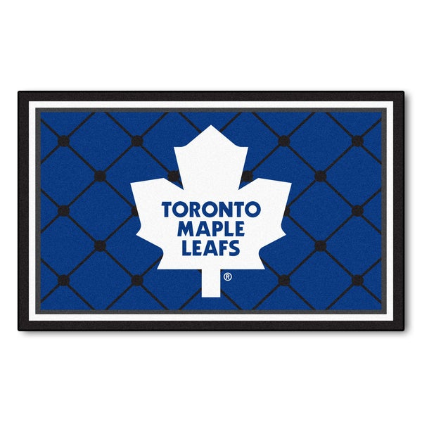 Fanmats NHL Toronto Maple Leafs Area Rug (4' x 6')