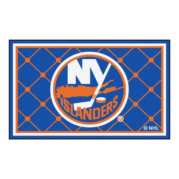 Fanmats NHL New York Islanders Area Rug (4' x 6')