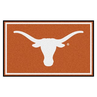 Fanmats NCAA University of Texas Area Rug (4' x 6')