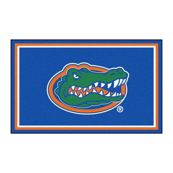 Fanmats NCAA University of Florida Area Rug (4' x 6')