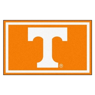 Fanmats University of Tennessee Area Rug (4 x 6)