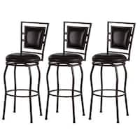"Copper Grove Nantucket Adjustable Bar Stools (Set of 3) - 16 x 18 x 38.5-44.75""H"