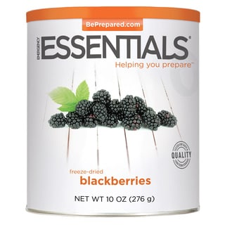 Emergency Essentials Freeze-dried Marion Blackberries