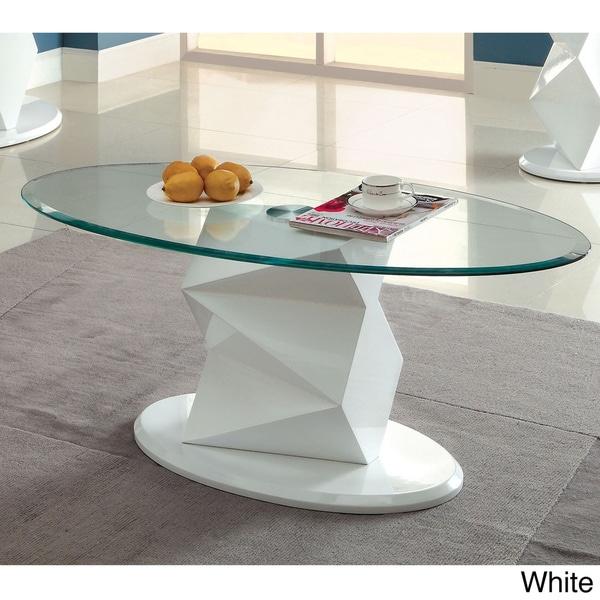 Shop Furniture Of America Picazzo Contemporary Coffee