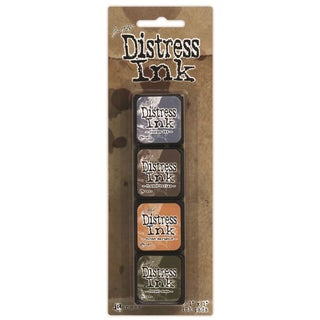 Distress Mini Ink Kits-Kit 9