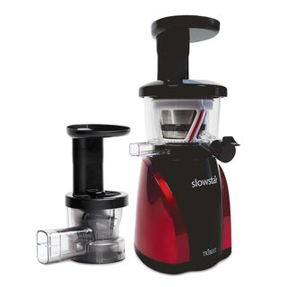 Tribest Slowstar SW-2000 Red Slow Juicer and Mincer