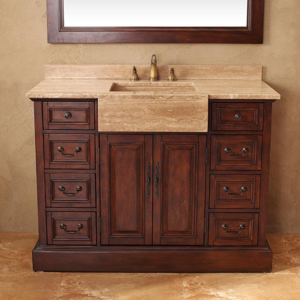 Shop James Martin Furniture Toscano 48 Inch Single Vanity Set Free