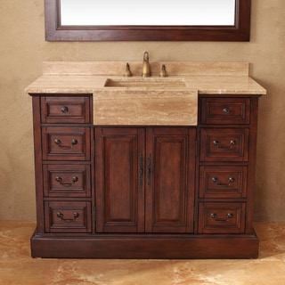 James Martin Furniture Toscano 48-inch Single Vanity Set
