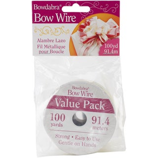 Bowdabra Bow Wire 100yd-Gold