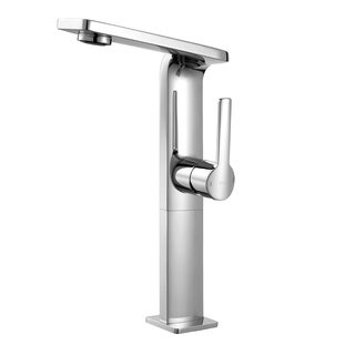 KRAUS Novus Single Hole Single-Handle Vessel Bathroom Faucet