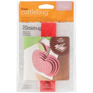 Cricut Cuttlebug A2 Embossing Folder/Border Set-Kaleidoscope