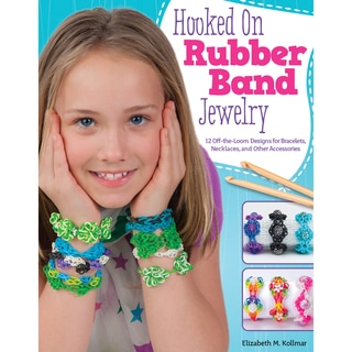 Design Originals-Hooked On Rubber Band Jewelry