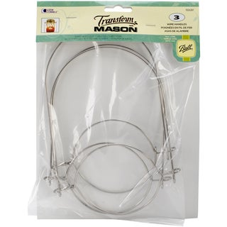 Mason Ball Jar Wire Handles (Handle-Ease)