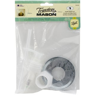 Transform Mason Ball Lid Inserts 1/Pkg-Pump