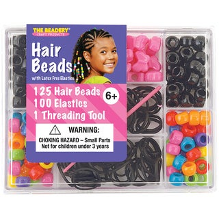 Small Hair Bead Kit-Circus