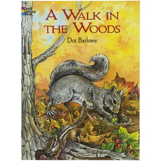 Dover Publications-A Walk In The Woods