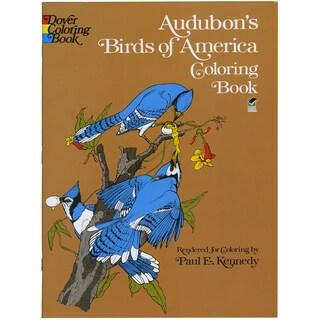 Dover Publications-Audubon's Birds Of America Coloring