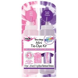 Tulip Mini Liquid Tie-Dye Fabric Dye Kit-Princess
