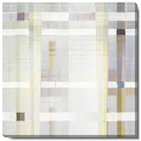 Studio Works Modern 'Savannah Pearl' Fine Art Gallery Wrapped Canvas