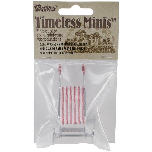 Timeless Miniatures-Baby Stroller