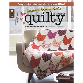 Leisure Arts-The Best Of Quilty