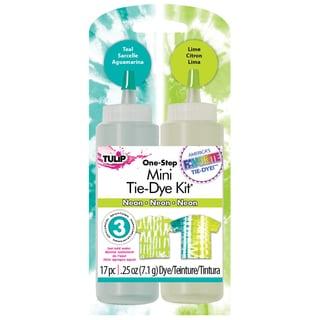 Tulip Mini Liquid Tie-Dye Fabric Dye Kit-Neon