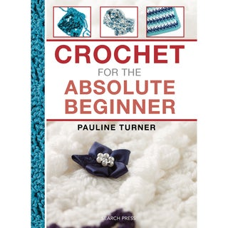 Search Press Books-Crochet For The Absolute Beginner
