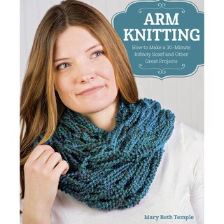 Design Originals-Arm Knitting