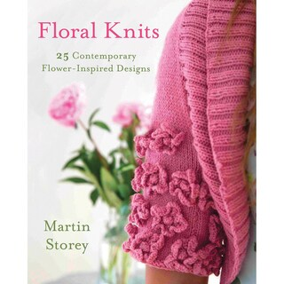St. Martin's Books-Floral Knits