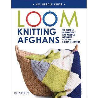 St. Martin's Books-Loom Knitting Afghans
