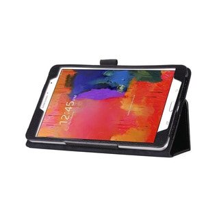 Black Double-Fold Folio Case for Samsung Galaxy Tab Pro 8.4 in. Tablet