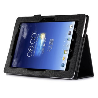 Double-Fold Folio Case for ASUS MeMO Pad FHD 10 (ME302C)
