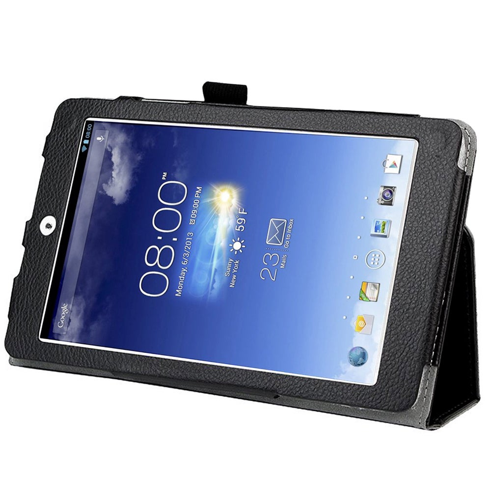 MGEAR Double-Fold Folio Case for Asus MeMO Pad HD 8 (ME18...