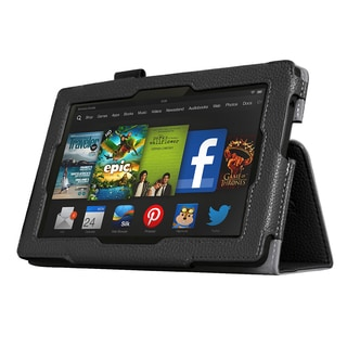 Double-Fold Folio Case for Kindle Fire HD 7