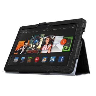 Double-Fold Folio Case for Kindle Fire HDX 8.9 in. Tablet