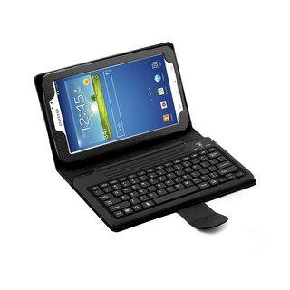 Bluetooth Keyboard Folio for Samsung Galaxy Tab 3 7.0 in. Tablet