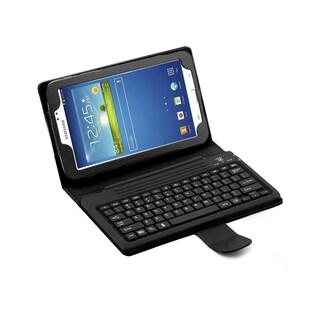 Bluetooth Keyboard Folio for Samsung Galaxy Tab 3 7.0 in. Tablet