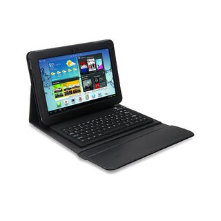Bluetooth Keyboard Folio for Samsung Galaxy Tab 2 10.1 in. Tablet